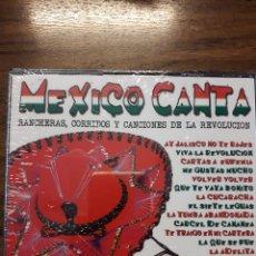 CDs de Música: MÉXICO CANTA 3CDS. Lote 138558069
