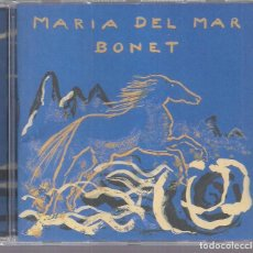 CDs de Música: MARIA DEL MAR BONET, CAVALL DE FOC. Lote 138586654