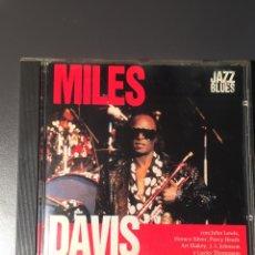 CDs de Música: MILES DAVIS COLECCIÓN JAZZ BLUES. Lote 138611562