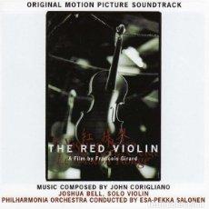 CDs de Música: THE RED VIOLIN / JOHN CORIGLIANO CD BSO. Lote 138631238