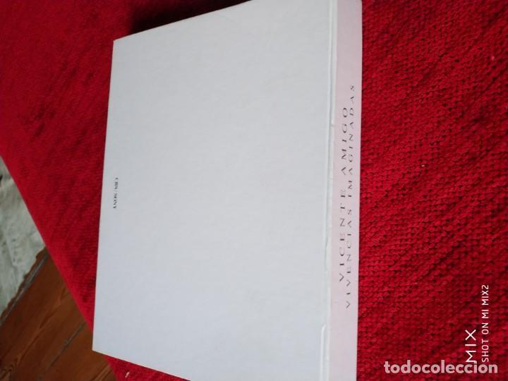 CDs de Música: VICENTE AMIGO/ CAJA VIVENCIAS IMAGINADAS/ LIBRETO CON FOTOS/VÍDEO/ CD PRECINTADO NUEVO A ESTRENAR - Foto 4 - 138636114