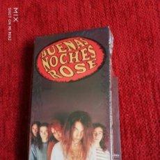 CDs de Música: BUENAS NOCHES ROSE/ PACKAGE CD- VÍDEO /SENTADO EN EL BARRO. Lote 138636138