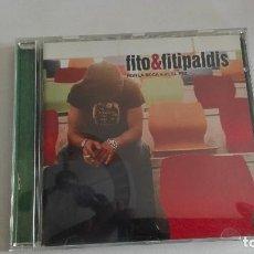 CDs de Música: FITO & FITIPALDIS POR LA BOCA VIVE EL PEZ. Lote 138652686