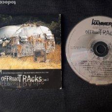 CDs de Música: OFF ROAD TRACKS VOL. 3 - U.D.O. SUNDOWN DIMMU BORGIR PINK CREAM 69 REEF ETC. Lote 138660374