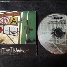 CDs de Música: OFF ROAD TRACKS VOL 6 - MOONSPELL GUANO APES THE BLOOD DIVINE TURA SATANA ETC. Lote 138662056