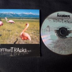 CDs de Música: OFF ROAD TRACKS VOL 5 - RAMMSTEIN LIFE OF AGONY CREMATORY HELLACOPTETS SAVATAGE IN FLAMES SHELTER. Lote 138662560