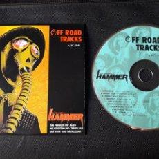 CDs de Música: OFF ROAD TRACKS VOL 34 -:EDENBRIDGE MOTLEY CRUE BLACK ABYSS ETC. Lote 138663648