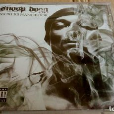 CDs de Música: (SIN ABRIR) SNOOP DOGG - SMOKERS HANDBOOK. Lote 138666278