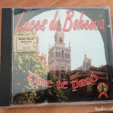 CDs de Música: LUCES DE BOHEMIA (QUE TE PASO) CD ESPAÑA 10 CANCIONES 1995 (CDI22). Lote 138674946