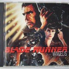 CDs de Música: BLADE RUNNER DE VANGELIS. COMPACT DISC, 1994.. Lote 138692082