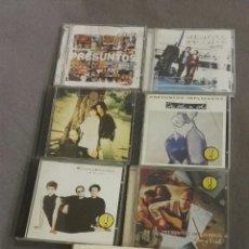 CDs de Música: LOTE CD PRESUNTOS IMPLICADOS.. Lote 138717261