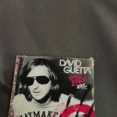 CDs de Música: DAVID GUETTA. ONE LOVE XXL. Lote 138717926