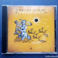 CDs de Música: CD ROBERT PLANT - DREAMLAND 2002.. Lote 138718474