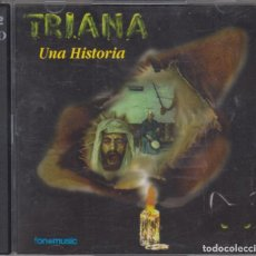 CDs de Música: TRIANA DOBLE CD UNA HISTORIA 1995 FONOMUSIC. Lote 138724370