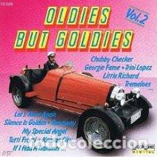 CDs de Música: VARIOUS ARTISTS - OLDIES BUT GOLDIES, VOL. 2. Lote 138724486