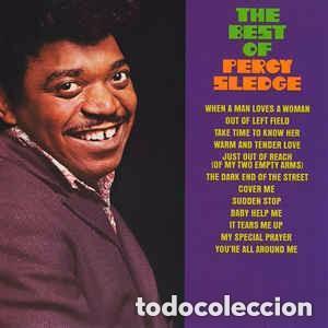 PERCY SLEDGE - THE BEST OF... (Música - CD's Jazz, Blues, Soul y Gospel)