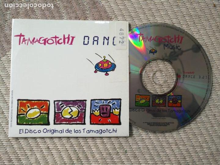 TAMAGOTCHI DANCE / CD PROMO (Música - CD's Otros Estilos)