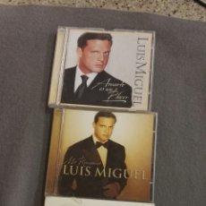 CDs de Música: LUIS MIGUEL. Lote 138760289