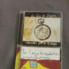CDs de Música: LA CAJA DE PANDORA. Lote 147978260