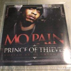 CDs de Música: 'PRINCE OF THIEVES'. MAQUETA DEL RAPERO DE BROOKLYN MO PAIN. ORIGINAL, NO COPIA. 2018. 15 TEMAS.. Lote 138769878