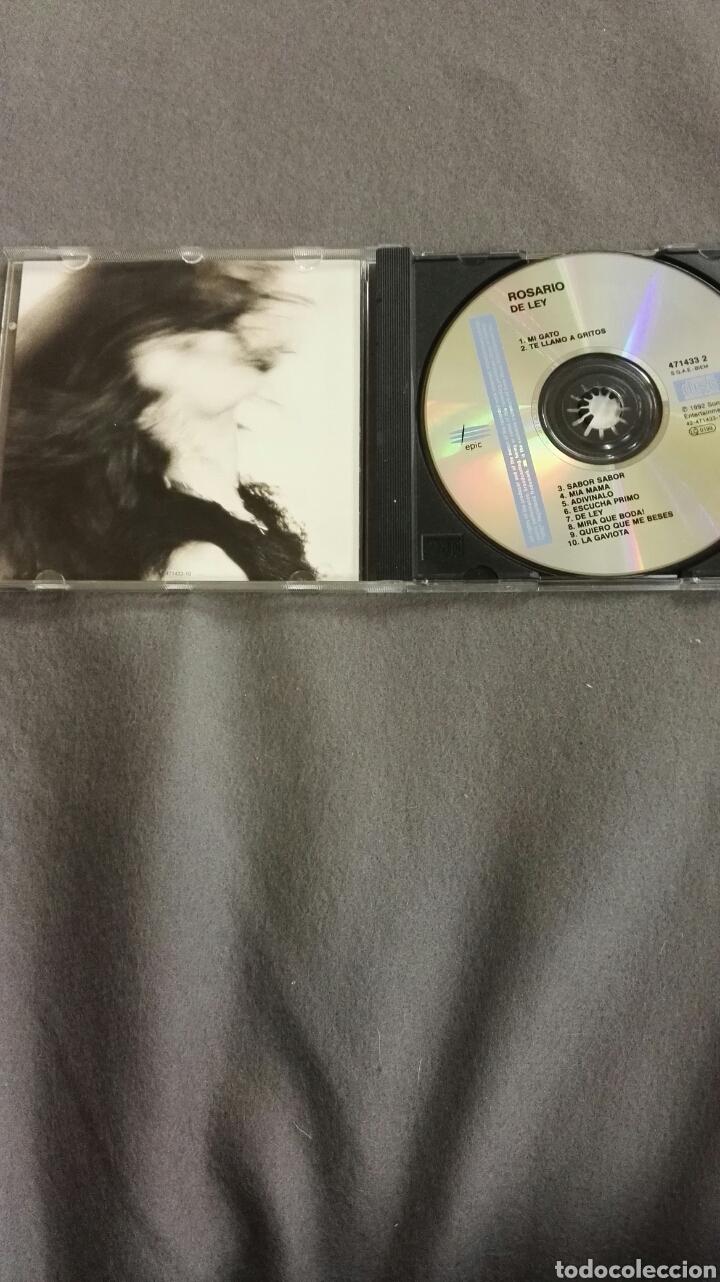 CDs de Música: Rosario - Foto 2 - 138769913
