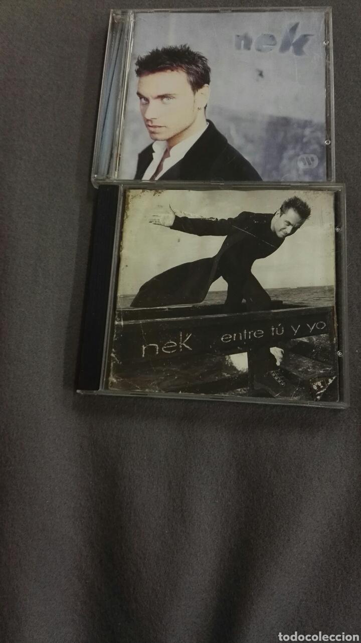 NEK (Música - CD's Pop)