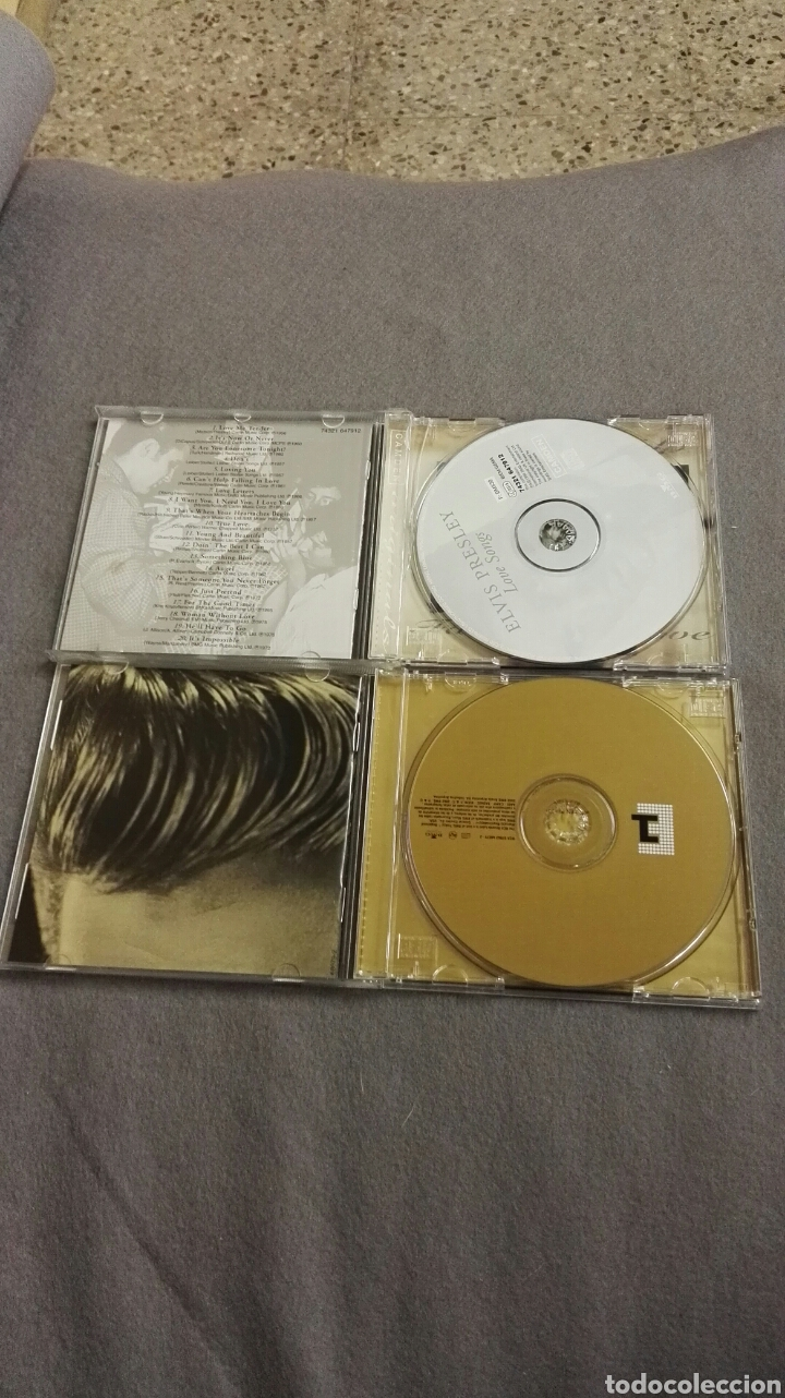 CDs de Música: Lote Elvis Presley - Foto 2 - 138798112