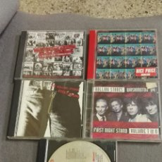 CDs de Música: LOTE THE ROLLING STONES. Lote 138798356