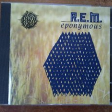 CDs de Música: R.E.M. REM - EPONYMOUS (CD). Lote 138803330