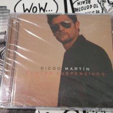 CDs de Música: DIEGO MARTIN-PUNTOS SUSPENSIVOS. Lote 138806333