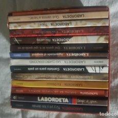 CDs de Música: LABORDETA CANTAR Y NO CALLAR PACK DE 13 CD+LIBRETO 1975-1995. Lote 138822786