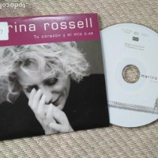 CDs de Música: CD SINGLE MARINA ROSSELL. Lote 138825958
