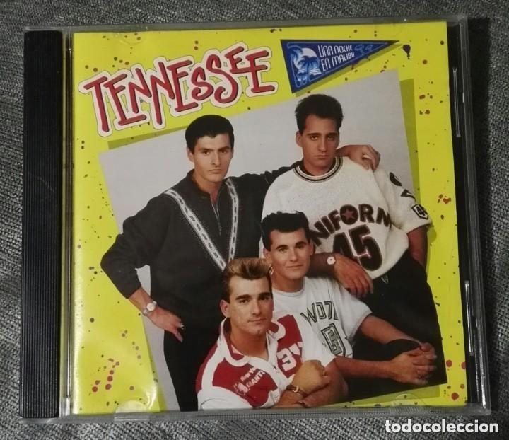 TENNESSEE UNA NOCHE EN MALIBU CD (Música - CD's Rock)