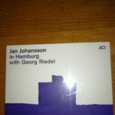 CDs de Música: JAN JOHANSSON. Lote 138834666