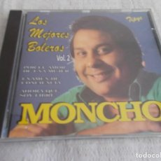 MONCHO Los mejores boleros Vol. 2