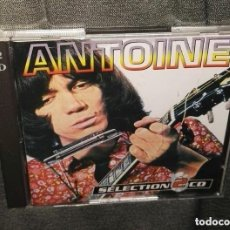 CDs de Música: ANTOINE SELECTION 2 CD 35 CANCIONES MUSICA FRANCESA 1960 1970. Lote 138842582