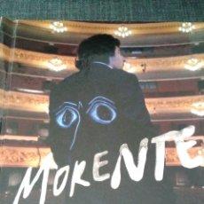 CDs de Música: ENRIQUE MORENTE * DISCO LIBRO TAPAS DURAS * BANDA SONORA ORIGINAL. Lote 138864982