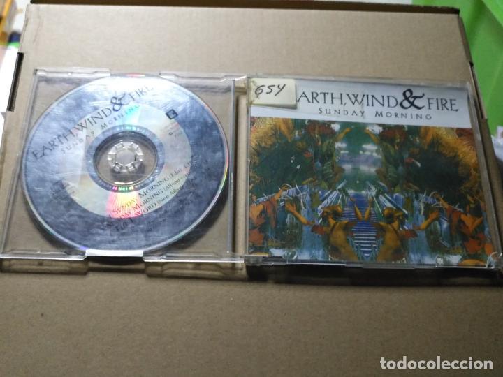EARTH,WIND & FIRE CD SINGLE (Música - CD's Otros Estilos)
