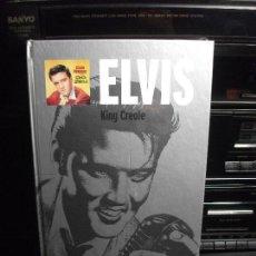 CDs de Música: KING CREOLE - LIBRO CD - COLECCIÓN ELVIS. EL REY DEL ROCK Nº 7 - 1958/2008 SONY/RBA PRECINTADO. Lote 138889198