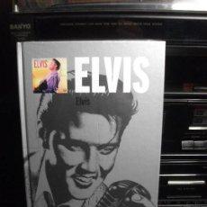 CDs de Música: ELVIS - LIBRO CD - COLECCIÓN ELVIS. EL REY DEL ROCK Nº 10 - 1956/2008 SONY/RBA PRECINTADO. Lote 138891318