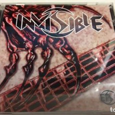 CDs de Música: INVISIBLE CD-EP 1..SPANISH HEAVY 2014-MAIDEN-SARATOGA-NOCTURNIA-WARCRY. Lote 138893010