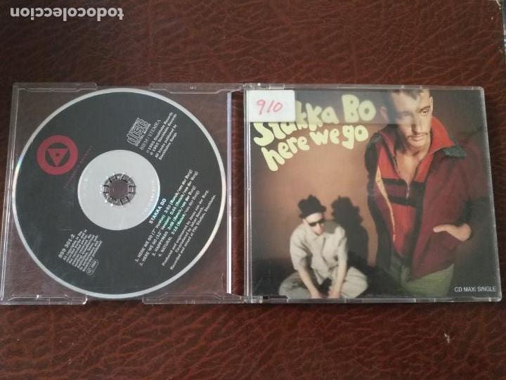 CD MAXI SINGLE 4 TEMAS STAKKA BO (Música - CD's Melódica )