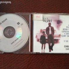 CDs de Música: CHRIS ISAAK DARK MOON BANDA SONORA A PERFECT WORLD CD SINGLE PROMO 1993 ESPAÑA - ALEMANIA 1 TEMA. Lote 138896906