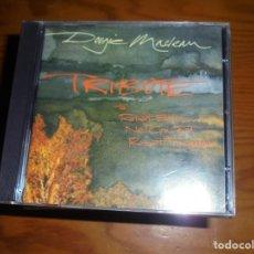 CDs de Música: DOUGIE MACLEAN. TRIBUTE TO ROBERT BURNS Y OTROS. DUNKELD, 1995. CD. IMPECABLE (#). Lote 138898090
