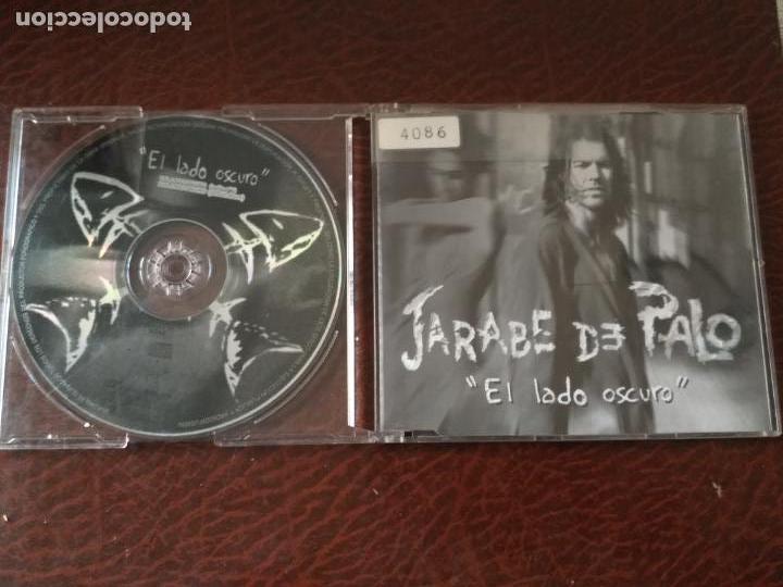CD SINGLE JARABE DE PALO EL LADO OSCURO (Música - CD's Melódica )