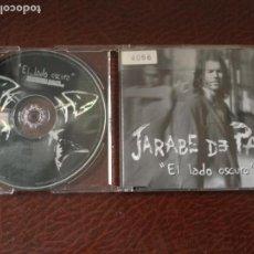 CDs de Música: CD SINGLE JARABE DE PALO EL LADO OSCURO. Lote 138899402