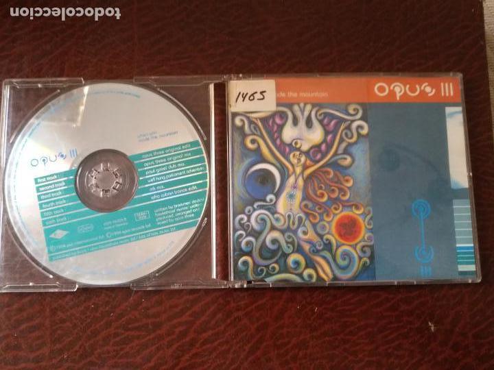 OPUS III - WHEN YOU MADE THE MOUNTAIN (CD, SINGLE) (Música - CD's Melódica )
