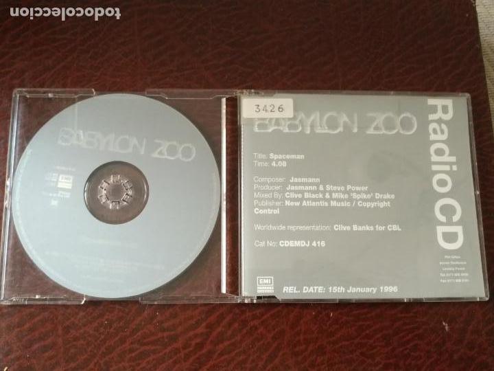 CD SINGLE BABYLON ZOO (Música - CD's Melódica )