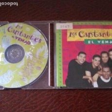 CDs de Música: LOS CANTANTES EL VENAO REMIXES CD SINGLE PROMOCIONAL DE PLASTICO AÑO 1996 4 VERSIONES. Lote 138900358