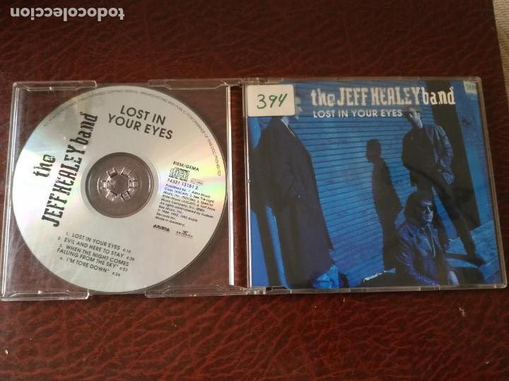 THE JEFF HEALEY BAND / LOST IN YOUR EYES - EVIL AND HERE TO STAY (CD SINGLE 1993) (Música - CD's Melódica )